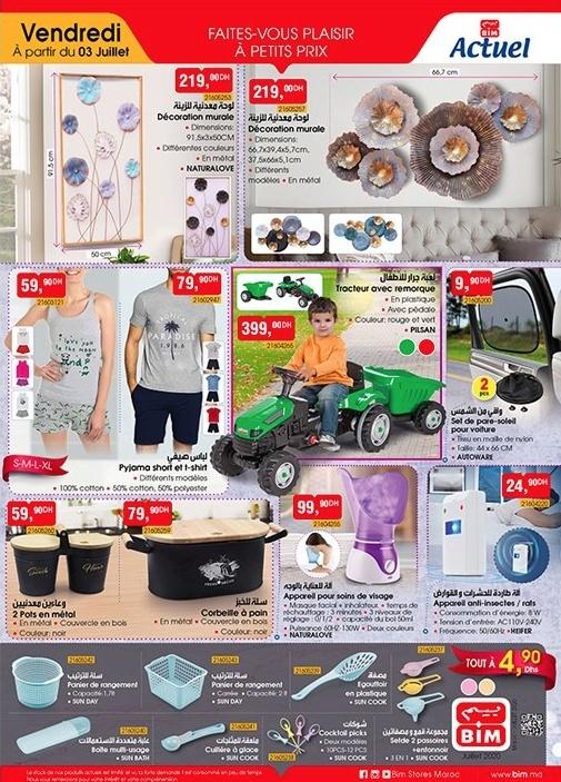 Catalogue Bim 3 Juillet 2020