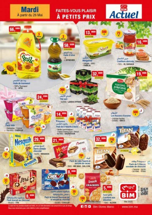 Catalogue Bim Maroc 26 Mai 2020