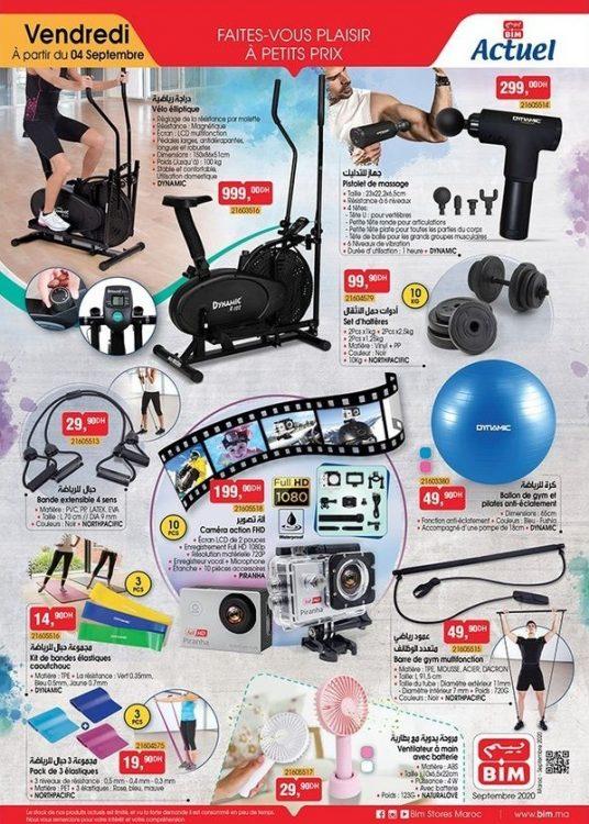 Catalogue Bim 4 septembre 2020