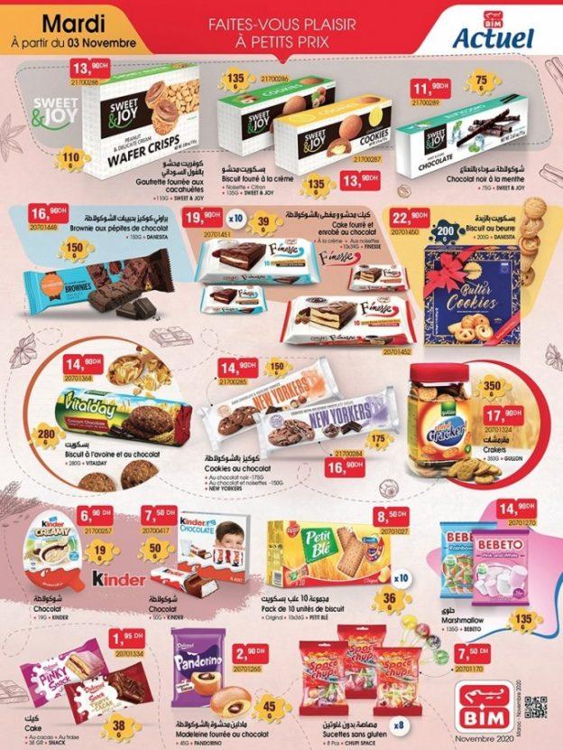 Catalogue BIM 3 Novembre 2020   Biscuits et Confiseries