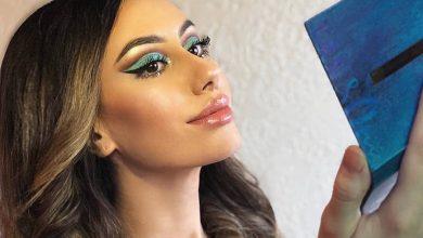 yan and one maroc : Merci à la jolie pour son look envoûtant avec un regard et une cut-crease uniqu... September 2021