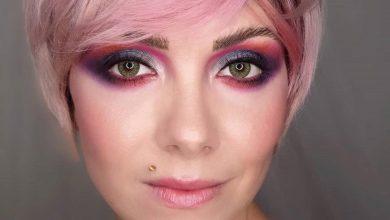 yan and one : Merci à la talentueuse makeup artiste pour ce magnifique look, un regard profon... July 2021