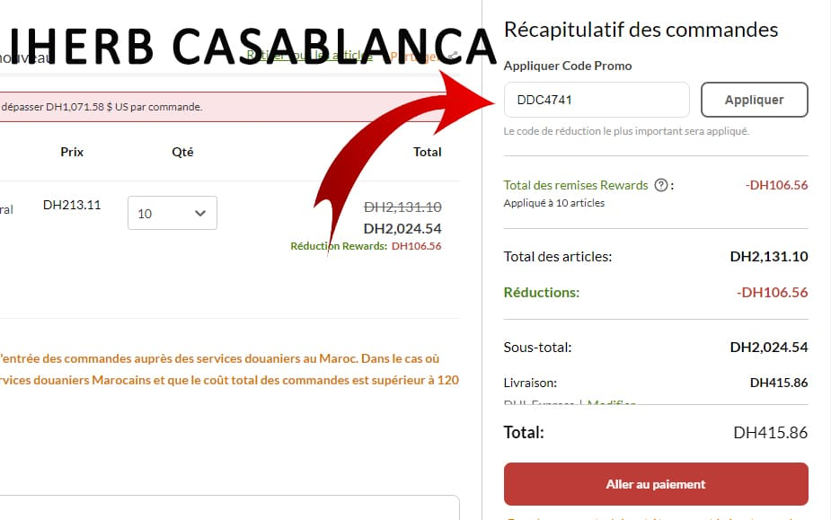iherb casablanca - 10% de réduction September 2021