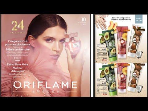 Catalogue Oriflame Octobre 2021 October 2021