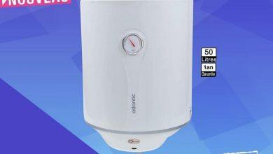 Promos Aswak Assalam Chauffe-eau électrique ATLANTIC 999Dhs au lieu de 1249Dhs عروض اسواق السلام September 2021