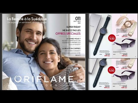 Catalogue Oriflame Novembre 2021 October 2021